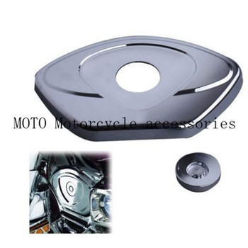 Chrome Motorcycle Timing Chain Cover For Honda GL1800 GOLDWING 2001 2012 2013 F6B 2013 2014 2015 Motorbike Timing Chain Cover