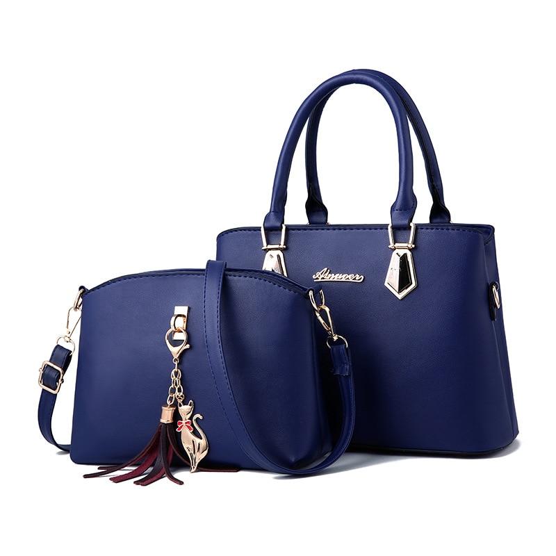 YINGPEI Women Bag Vintage Casual Tote Fashion Women Messenger Bags Top Handle Shoulder Handbag Purse font