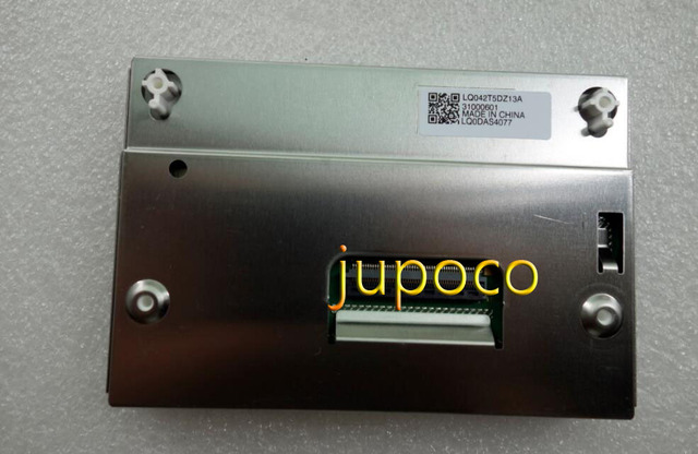 Free shipping 100% brand new LQ042T5DZ13 LQ042T5DZ13K LQ042T5DZ13A 4.2 INCH LCD DISPLAY Screen Panel