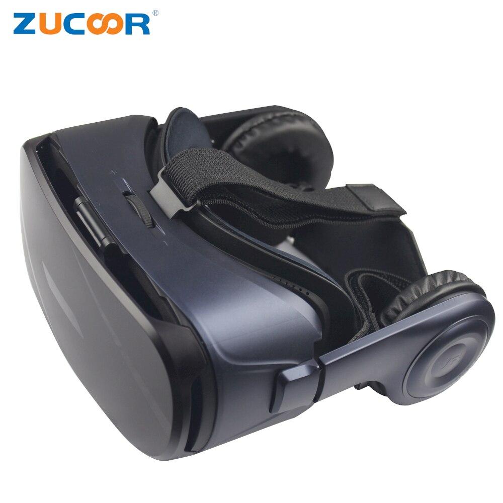 Vr 3d de realidad virtual gafas de video movie game caja g300 google cartón vrbo