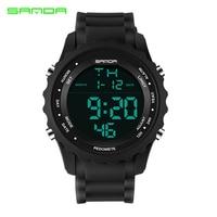 2017 Designer Army Military Sport Male Watch Men Top Brand Luxury 30m Waterproof Wristwatch Man Digital