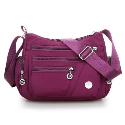 100% QualitäT Neue Frauen Einkaufen Mehrere Taschen Handtaschen! Heiße Beiläufige Kleine Dame Schulter & Umhängetaschen Top Vielseitig Bunte Oxford Träger
