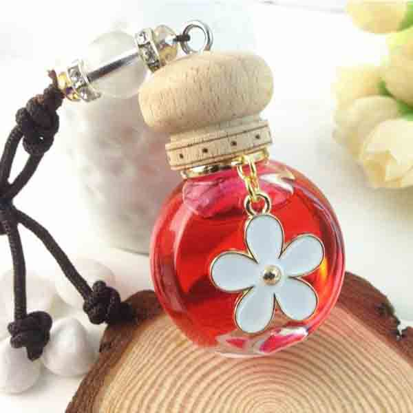 10ml color glass perfume bottle with cute pendant empty fragrance 10ml color glass perfume bottle with cute pendant empty fragrance scented bottle carroom decoration junglespirit Choice Image