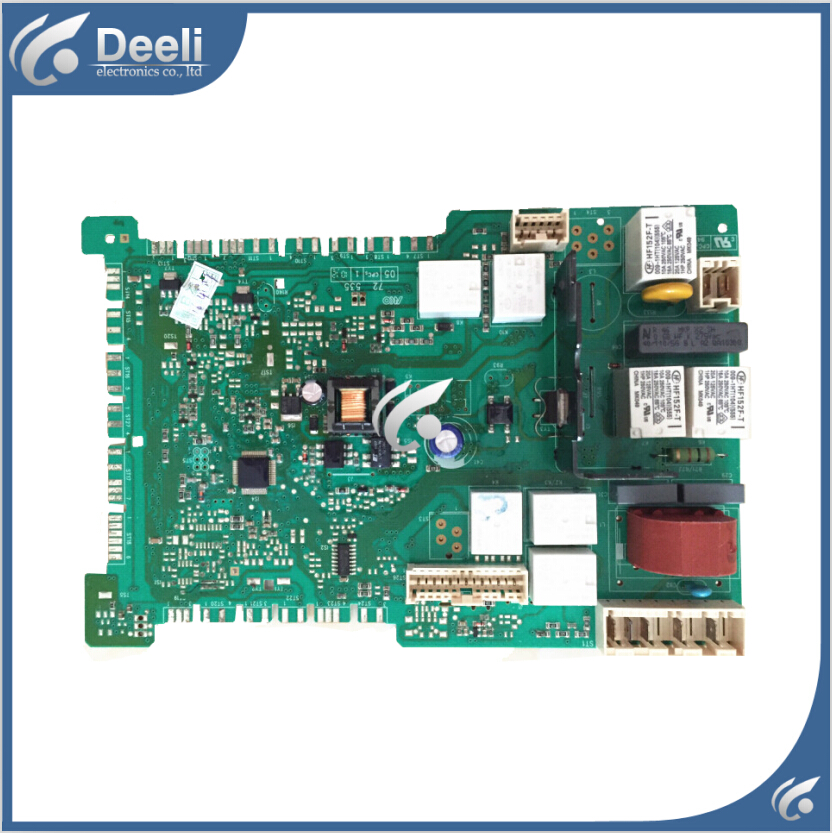 95% new used good working for washing machine board WLM20460TI WAS24460TI motherboard Computer board все цены