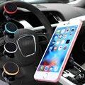 Sostenedor universal del coche magnético para iphone 6 6 s plus 5S sí sostenedor del teléfono del coche imán 200 unids/lote