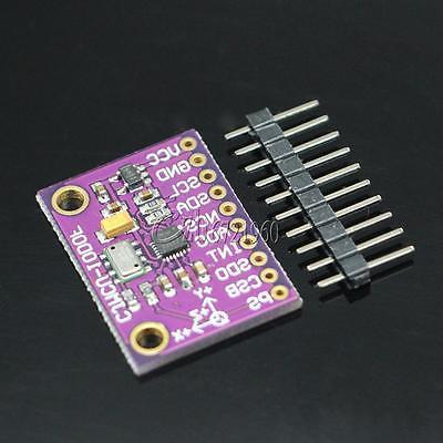 Nouveau SPI/IIC MPU-9250 + MS5611 haute précision 9 axes 10DOF Module de capteur d'altitude