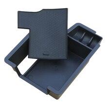 Car Glove box armrest box suitcase storage box clapboard For Skoda Octavia A7 auto accessories