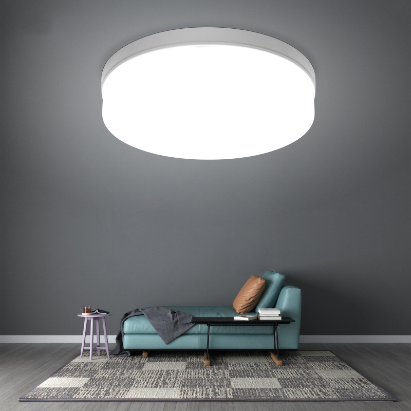 18W 24W 36W 40W 48W LED Ceiling Light AC 220V Round Warm White Cold White Lighting Fixture Modern Lamp Surface Mount Flush Panel