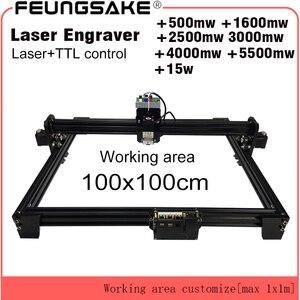 15w laser cutting machine TTL