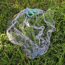 Hot Sale 30m Monofilament Fishing Net with Float Fish Trap Rede Gill  De Pesca Nylon Fishing Accessory Tools