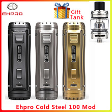 Ehpro Cold Steel 100 120W TC Box MOD 0 0018S Firing fast Software Update vaporizer cigarette.jpg 220x220 - Vapes, mods and electronic cigaretes