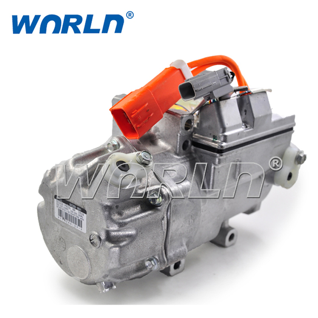12v Car Air Conditioner Auto Ac Electric Hybrid Compressor Es34c For Lexus Ls Xf40 Usa V8 8837050010 0422000102