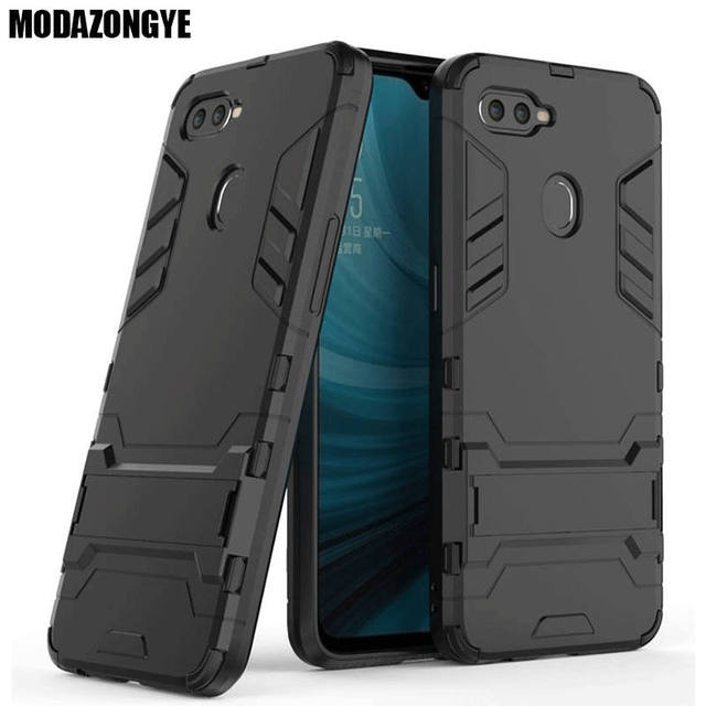 size 40 7415b 68585 US $2.99 20% OFF|OPPO A7 Case OPPO AX7 Case 6.2 inch Hybrid Silicone + TPU  Back Cover Phone Case OPPO AX7 A7 CPH1901 CPH 1901 OPPOA7 Case-in Fitted ...
