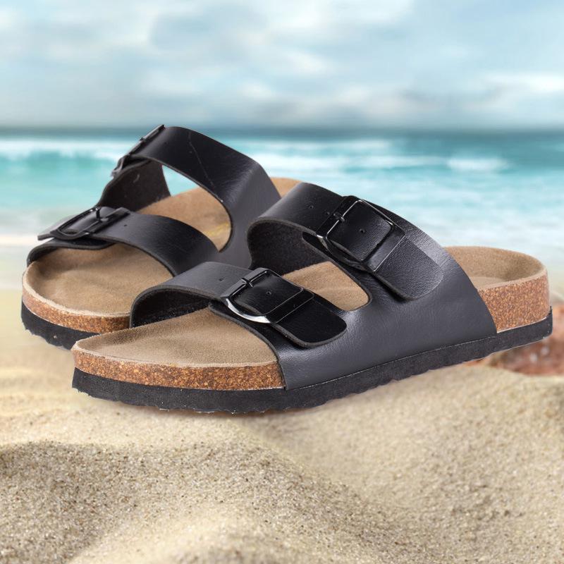 2016 Yeni Yaz Plaj Ayakkabı Erkek Kadın Mantar Sandalet Çift Terlik Rahat Çift Toka Takunya Terlik Kadın Flip Flop
