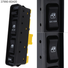 Car Automobile Window Lifting Switch Electric Folding 37990-60A00 for 99-04 Suzuki Vitara Vehicle
