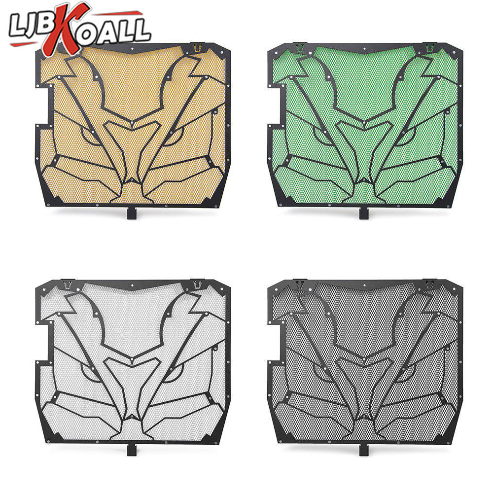 6 Color Aluminum Radiator Guard Cover Grille Protector for Kawasaki Ninjia ZX 10R ZX 10R ZX10R