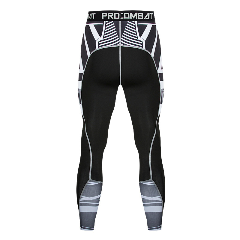 Men 39 s sports short sleeve trousers suit compression clothing MMA fitness training suit men 39 s quick drying clothes sportswear in Men 39 s Sets from Men 39 s Clothing
