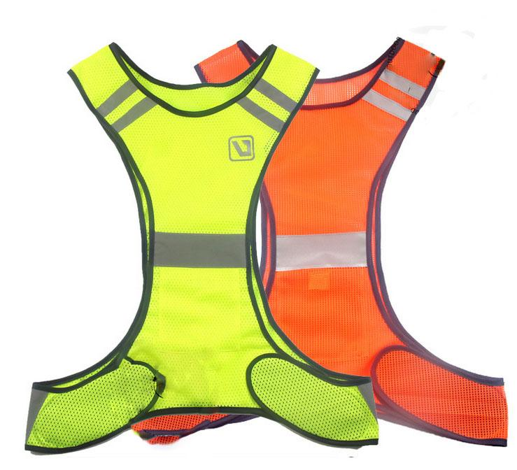 Hazy beauty High Visibility Reflective Vest Security Work