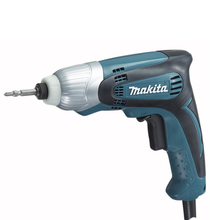 Free Shipping Japan Makita Speed Regulation Electric Screw Driver Electric The Impact Driver TD0100 Mpact Awl 230W 100N.m