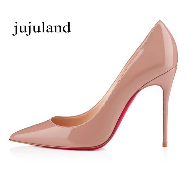 Spring/Autumn Women Pumps Women's Shoes Genuine Leather High Heel Thin Heels Pointed Toe Fashion Party Slip-On Shallow Solid spring autumn women pumps pointed toe thin high heels pumps lady casual slip on shallow shoes simple party slim nightclub pumps