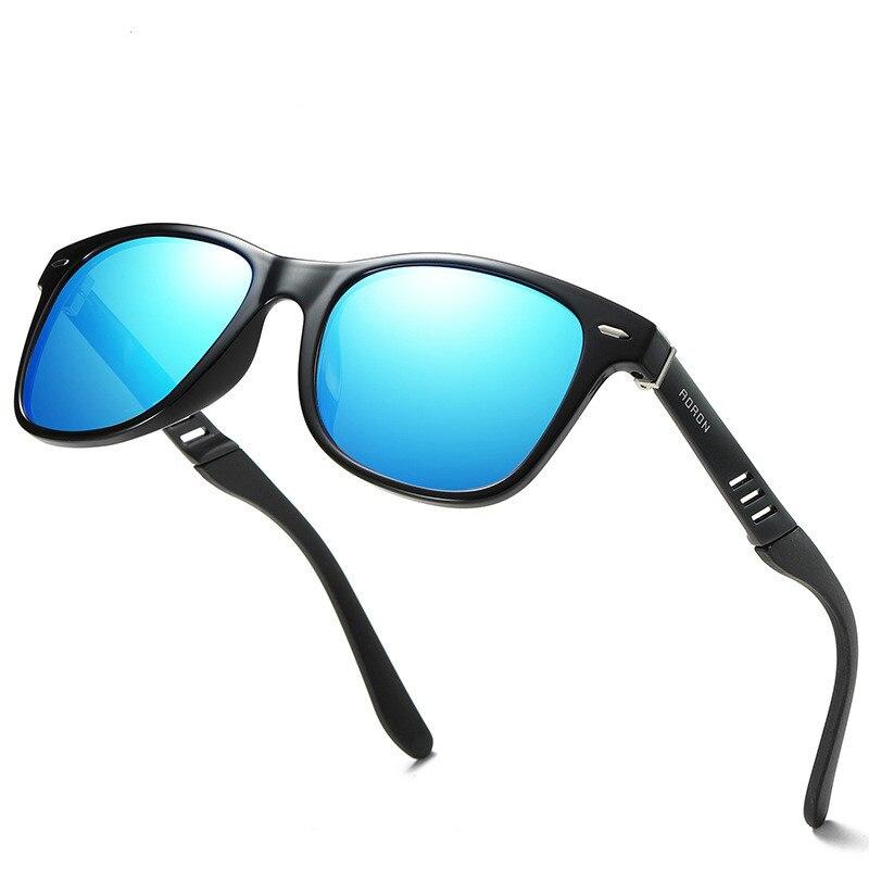 Ellen Buty Brand Design Chameleon Photochromic Sunglasses Men Polarized Vintage Male Sun Glasses Day Night Vision