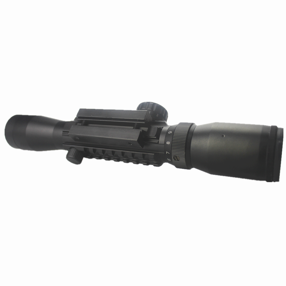 3-9X32GD Rifle Scope Hunting Riflescope Green Red Dot With 25mm Mount For Hunting Airsoft Gun