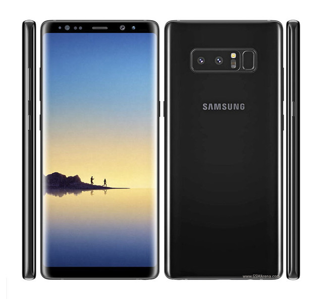 Samsung Galaxy Note8 Note 8 N950U Original Unlocked LTE Android Cellphone Octa Core 6.3″ Dual 12MP 6G RAM 64G ROM Snapdragon 835