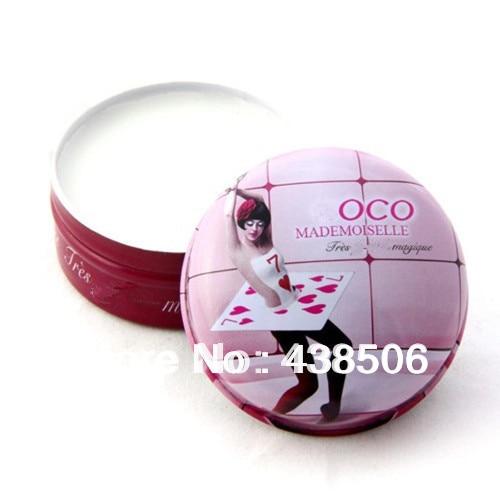 1pcs Free shipping fragrance solid body cream original women and Men incense body deodorant cream cocolady