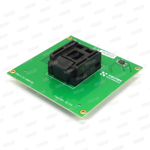 Image 4 - 100% Оригинальный Новый адаптер XELTEK SUPERPRO CX3010/DX3010 для программатора 6100/6100N CX3010/DX3010 разъем Бесплатная доставка