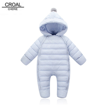 CROAL CHERIE Baby Girls Boys Clothes Warm Jumpsuit