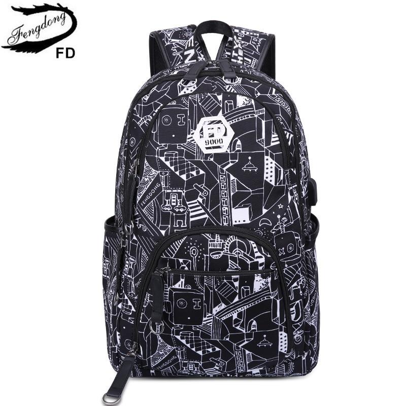 d61befcf7532 FengDong 3 pcs kids waterproof school backpack school bags for girls women  shoulder bag pack bookbag pen pencil bag dropshipping-in School Bags from  Luggage ...