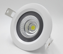 Wholesale - Super Power LED COB 15W/20W Downlight AC110-240V Waterproof IP65 Recessed Ceiling Down Light Free Shipping