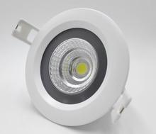 цены  Wholesale - Super Power LED COB 15W/20W LED Downlight AC110-240V Waterproof IP65 LED Recessed Ceiling Down Light  Free Shipping