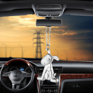 Car Pendant Ornaments Cute Dog