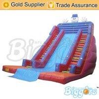 Hohe Qualität Im Freien Spiel Rutsche Aufblasbare Rutsche Mit Treppen Für Kinder Spiel.|Aufblasbare Hüpfburg|Spielzeug und Hobbys -