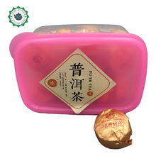 2013 Chinese mini bowl ripe Pu er tea Gross Weight 120g dried tangerine peel pu erh