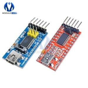 Image 1 - FT232RL FT232 FTDI USB 3.3V 5.5V do TTL moduł adaptera szeregowego mini port dla Arduino Pro do 232 podstawowy Program do pobierania