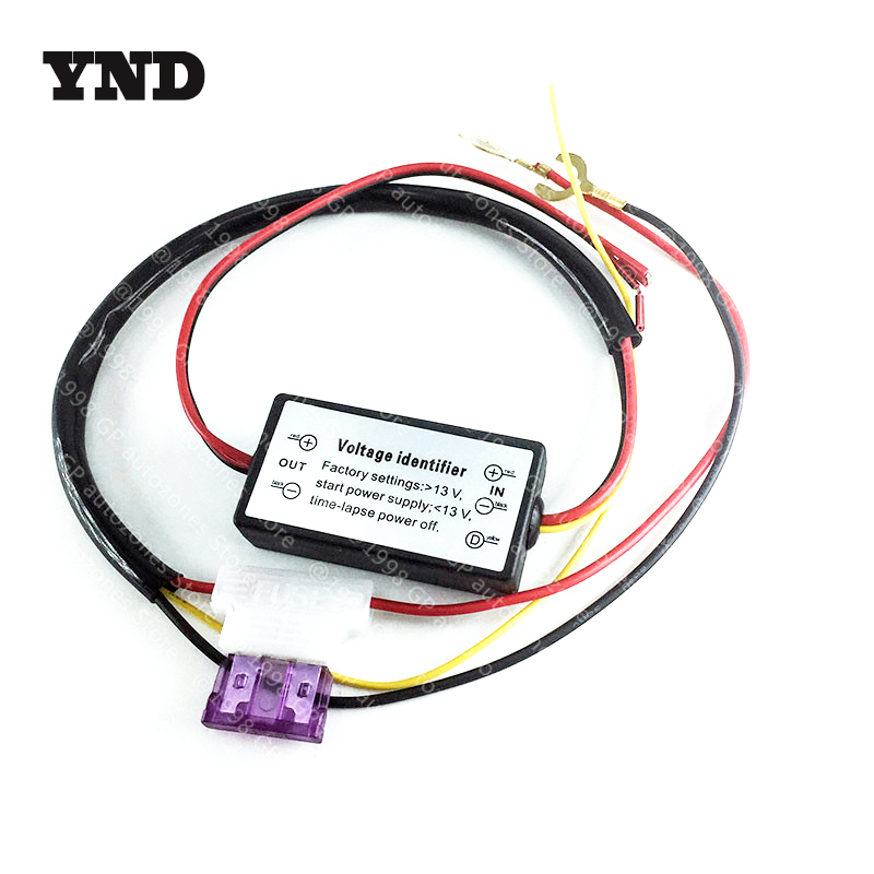 LED Daytime Running Light Automatic On/Off Switch Controller Module ...