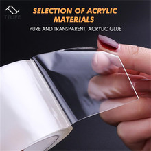 VOGVIGO Kitchen Sink Waterproof Mildew Strong Self-adhesive Transparent Tape Bathroom Gap Strip Pool Water Seal