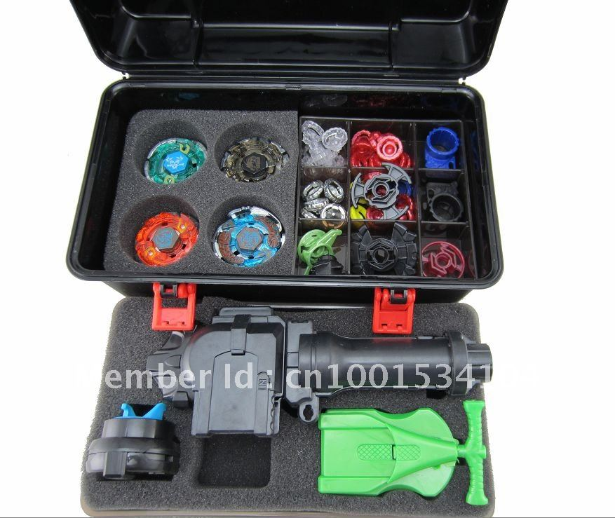 free shipping beyblade set as children gifts (more that 30