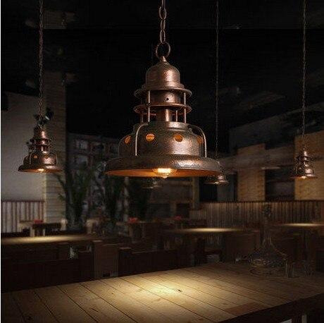 ღ ღnordic Style Loft Edison Droplight Industrielle Vintage