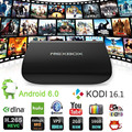 NEXBOX S912 A1 4 K TV BOX Amlogic Android 6.0 OTT 2G 16G Reproductor Multimedia Inteligente KODI 16.1 Bluetooth 4.0 Wifi de Banda Dual 2.4G/5G