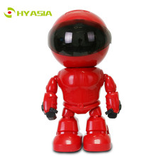 HYASIA HD Беспроводная IP камера-робот Wi-Fi P2P CCTV Cam детский монитор наблюдения 1080 P ночное видение сети CCTV двухстороннее аудио
