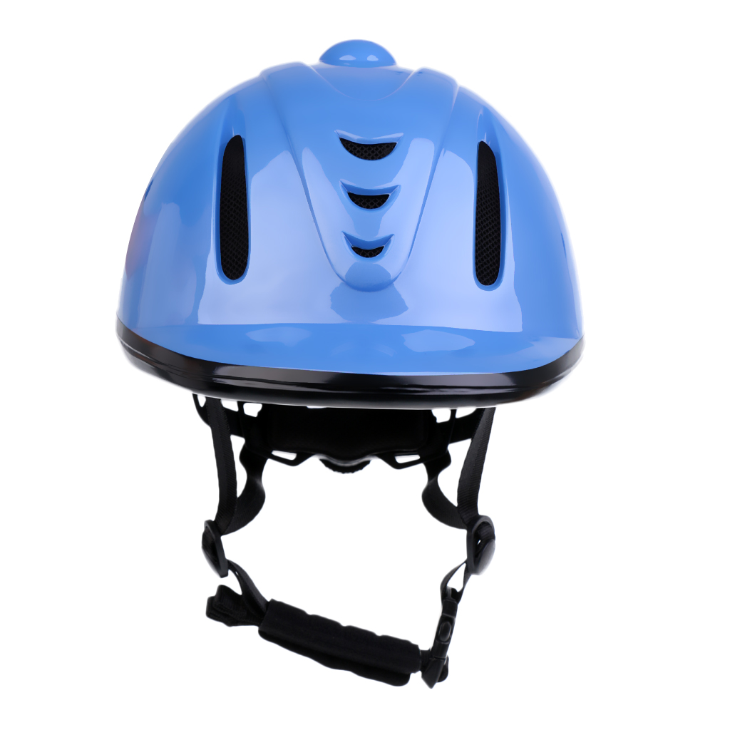 Ventilated Adjustable Adults Horse Riding Helmet Hat Equestrian Skull Cap L/M/S for Men and Women Cycling Bike Bicycle Cap Hat ...