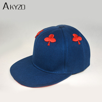 AKYZO 2017 FARMER Letter Print Flower Embroidery Baseball Cap Cotton Outdoor Sport Snapback Hats for Men&Women Drop Shipping