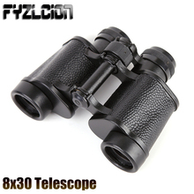 8x30 Telescope Zoom Binoculars for Hunting Professional Monocular High Quality