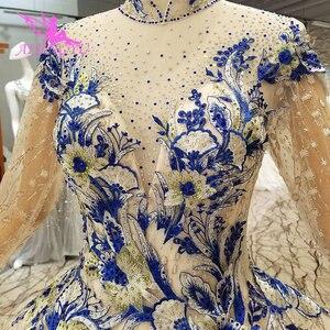 Image 5 - AIJINGYU أفضل فستان زفاف بيع الثياب الغجر نمط بوليرو الأبيض كم طويل ملابس القرون الوسطى فساتين الزفاف