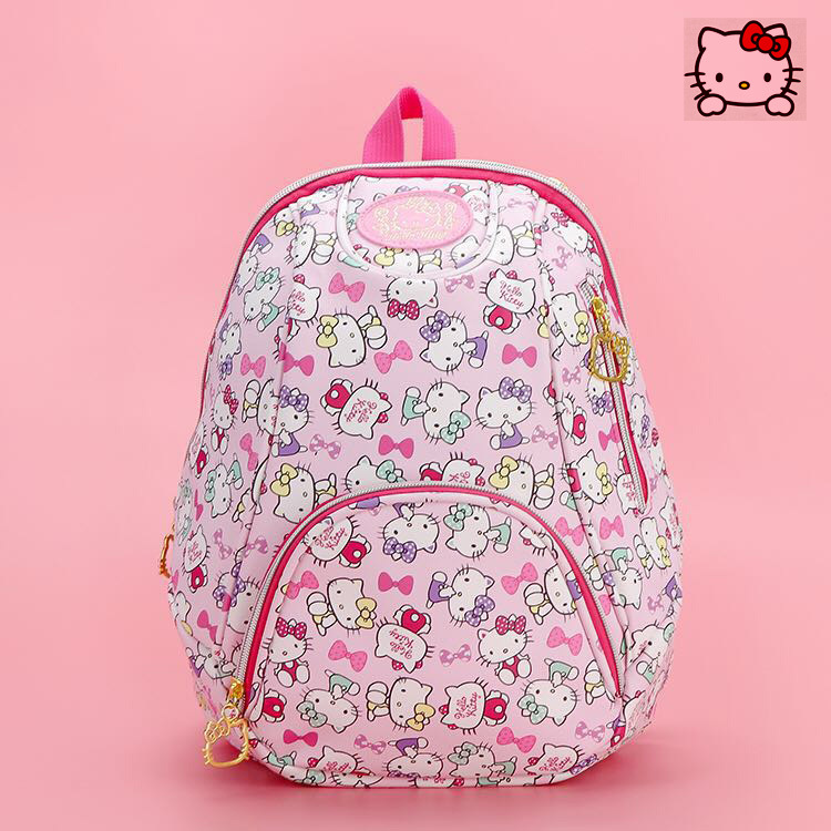 Detail Feedback Questions about Hello Kitty Hellokitty pupil girls  waterproof bag child leisure backpack bag on Aliexpress.com   alibaba group b69644f731