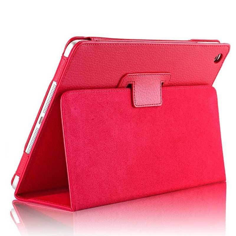 For Apple iPad 9.7 2017 Tablet Case, Flip PU Leather Stand Cover Case for Apple iPad A1822 A1823 Protective Funda Cases nice soft silicone back magnetic smart pu leather case for apple 2017 ipad air 1 cover new slim thin flip tpu protective case