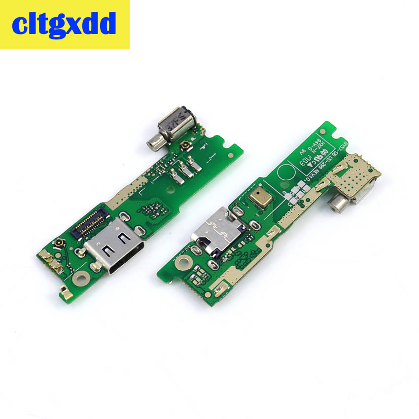 Cltgxdd Connector Charger Flex Cable For Sony Xperia XA1 Ultra G3221 G3212 G3223 G3226 USB Charging Mic Microphone Port Board